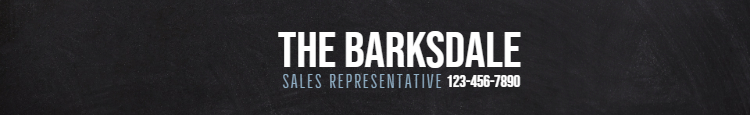 The Barksdale - Premium | Real Estate Sales Representative